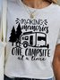 Making Memories One Campsite At A Time Camping T-Shirt